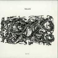 Front View : Soluce - BIRTH (BLACK VINYL) - Vibrant Music / VMR004