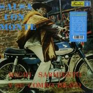 Front View : Michi Sarmiento Y Su Combo Bravo - SALSA CON MONTE (LP) - Vampi Soul / VAMPI 184