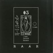 Front View : Raar - LE MONDE - Vaerel Records / VAEREL003
