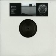 Front View : Echologist & Matrixxman - OFFLINE EP - Planet Rhythm / PRRUKBLK032