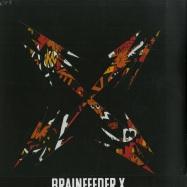 Front View : Various Artists - BRAINFEEDER X (4LP BOX SET + MP3) - Brainfeeder / BF077
