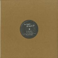 Front View : Ivan Latyshev - ALA ESPIRITU EP (VINYL ONLY) - ALAE RECORDS / ALAE003