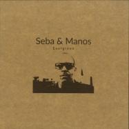 Front View : Seba & Robert Manos - EVERGREEN (2X12 INCH) - Secret Operations / SECOPS030