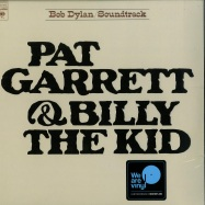 Front View : Bob Dylan - PAT GARRETT & BILLY THE KID (LP + MP3) - Legacy / 19075907251