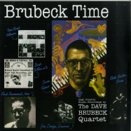 Front View : The Dave Brubeck Quartet - BRUBECK TIME (LP) - Wax Love / WLV82124 / 00133742