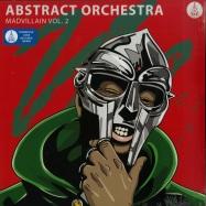 Front View : Abstract Orchestra - MADVILLAIN VOL. 2 (LP + MP3) - ATA Records / ATALP013