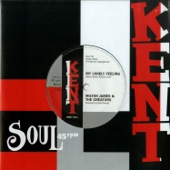 Front View : Milton James & The Creators - MY LONELY FEELING (7 INCH) - Kent / TOWN170
