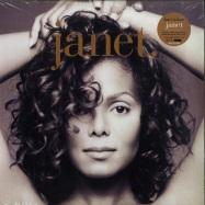 Front View : Janet Jackson - JANET (2LP + MP3) - Virgin / 7783769