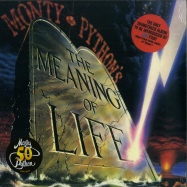 Front View : Monty Python - THE MEANING OF LIFE (2019 REISSUE LP) - Virgin / 0806131