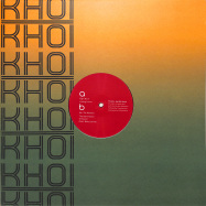 Front View : Portable - SEE WITH SOUND - Khoi Khoi / KHOI004