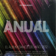 Front View : Various Artists - ANUAL 2012 (3XCD) - Ministry of Sound / MXCD2338