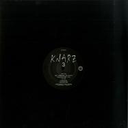 Front View : Knarz (Thomas P. Heckmann) - CLASSIX 3 - AFU Limited / AFULTD58