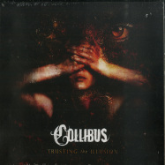 Front View : Collibus - TRUSTING THE ILLUSION (CD) - Suburban Records / NDRE 005