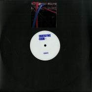 Front View : Darren Allen & Break It - THINK, DONT THINK EP - Underlying Form / UF004