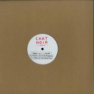 Front View : Vitess - LE BEAU JEU - Chat Noir Tools / CNT001
