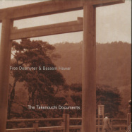 Front View : Free Desmyter & Bassem Hawar - THE TAKENOUCHI DOCUMENTS (CD) - W.E.R.F / werf160CD