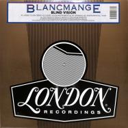 Front View : Blancmange - BLIND VISION (HONEY DIJON REMIXES) - London Records / LMS5521337