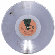 Front View : Chez Damier - I NEVER KNEW LOVE (MK / CARL CRAIG REMIXES) (CLEAR VINYL REPRESS) - KMS Records / KMS048CLEAR