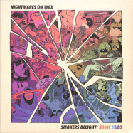 Front View : Nightmares On Wax - SMOKERS DELIGHT: SONIC BUDS (LTD. 12 INCH+MP3) - Warp Records / WAP442
