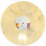 Front View : Priku - HIP HIP CIN CIN (YELLOW MARBLED / 180G / VINYL ONLY) - Ruere Records / RUERE006C