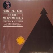 Front View : Sunpalace - RUDE MOVEMENTS-THE REMIXES (2LP) - BBE / BBEELP389 / BBE389ELP