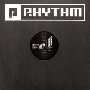 Front View : Berg Jaar - SILO EP (REPRESS) - Planet Rhythm / PRRUKBLK028RP