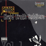Front View : Various Artists - HARD TRUTH SOLDIERS VOL.1 (2LP) - Guerrilla Funk / GFK31026-1