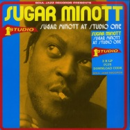Front View : Sugar Minott - SUGAR MINOTT AT STUDIO ONE (2LP, 2018 RE-ISSUE) - Soul Jazz / SJRLP104 / 852971