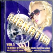 Front View : Various Artists - CLUBNATION VOL.1 (2XCD) - GM Productions / GMPRO007