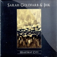 Front View : Sarah Goldfarb & JHK - HEARTBEAT CITY (CD) - Treibstoff CD 10