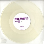 Front View : Da Sunlounge / Inland Knights - BORROWED VOL.6 (coloured 10inch) - Borrow06