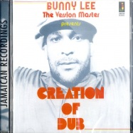 Front View : Bunny Lee - CREATION OF DUB (CD) - Jamaican / jrcd040