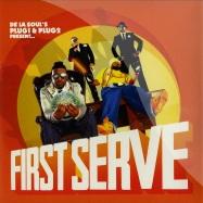 Front View : De La Souls Plug1 & Plug2 - FIRST SERVE (2X12 LP) - Jesgrew Records  / B-PIASR290LP