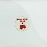 Front View : Takayuki Shiraishi / Mitsuaki Komamura / Miruga / Mahal - JUJIRO EP - Rough House Rosie / RHR006