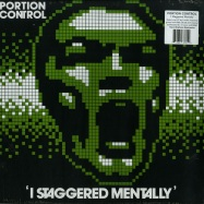 Front View : Portion Control - I STAGGERED MENTALLY (LP) - Dark Entries / DE085LP