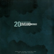 Front View : Aril Brikha, Mathew Jonson, Vince Watson - LOVELAND 20 YEAR ANNIVERSARY COLLECTION (2X12 INCH LP) - Loveland / LLR101