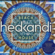 Front View : Various Artists - HED KANDI BEACH HOUSE (3XCD) - Hed Kandi / hedk144