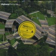 Front View : SCSI-9, Francys, Aldo Cadiz & Oscar Barila - HIGHWAY SPECIAL PACK 7 (3X12 INCH) - Highway Records / hwrpack07