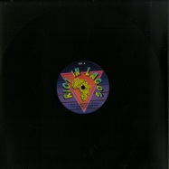 Front View : Drop Out Orchestra / South Beach Recycling - RIOT IN LAGOS - Black Riot Records / RIL1