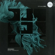 Front View : Musumeci - MOOD ORGANS EP (12 INCH + MP3) - Diynamic Music / Diynamic093
