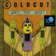 Front View : Coldcut - WHATS THAT NOISE? (180G LP + MP3) - Sony Music / 88985459671