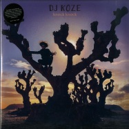 Front View : DJ Koze - KNOCK KNOCK (2LP+7INCH+DL) - Pampa Records / PampaLP013