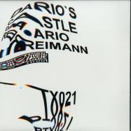 Front View : Dario Reimann - DARIOS CASTLE (2X12 INCH) - Pressure Traxx / PTX021