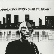 Front View : Amir Alexander - DUSK TILL DAWN (2X12) - Just Jack Recordings / JJR010
