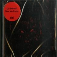 Front View : DJ Richard - DIES IRAE XEROX (CD) - Dial / Dial CD 040