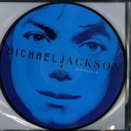 Front View : Michael Jackson - INVINCIBLE (2X12 PICTURE LP) - Sony Music / 19075866461