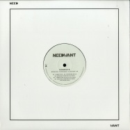 Front View : Kemback - MOVING THROUGH CLOUDS EP - Needwant / NEEDW057