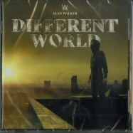 Front View : Alan Walker - DIFFERENT WORLD (CD) - Sony / 19075924062