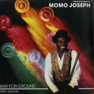 Front View : Momo Joseph - WAR FOR GROUND (LP) - Africa Seven / ASVN065