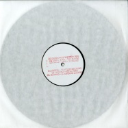 Front View : Various Artists - UNTITLED - Blaq Numbers / Cheesylover001